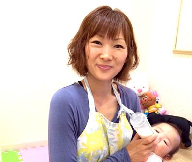 ママさん安心。保育士さんの託児サービス‼