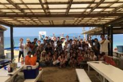 暑い夏を大満喫☆!アージュBBQ大会&海水浴