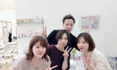 福岡の美容室age(アージュ)久留米ゆめタウン店のスタッフ紹介! 岡崎萌々はどんなスタッフ?