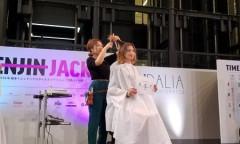 ヘアショー・TENJIN JACKにヘアメイクアージュ(Hair Make age)スタッフが参加!