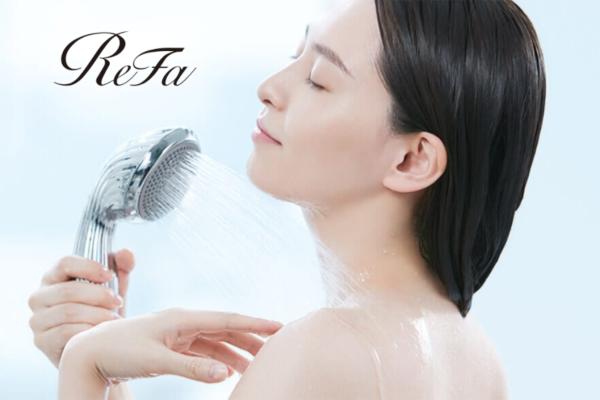 【限定キャンペーン!】話題のシャワーヘッドReFa FINE BUBBLE(リファファインバブル)でしっとりうるおい肌をGET♡ 福岡の美容室HAIR MAKE age(ヘアメイクアージュ)